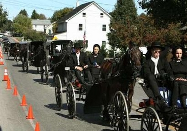 amish dating rituals