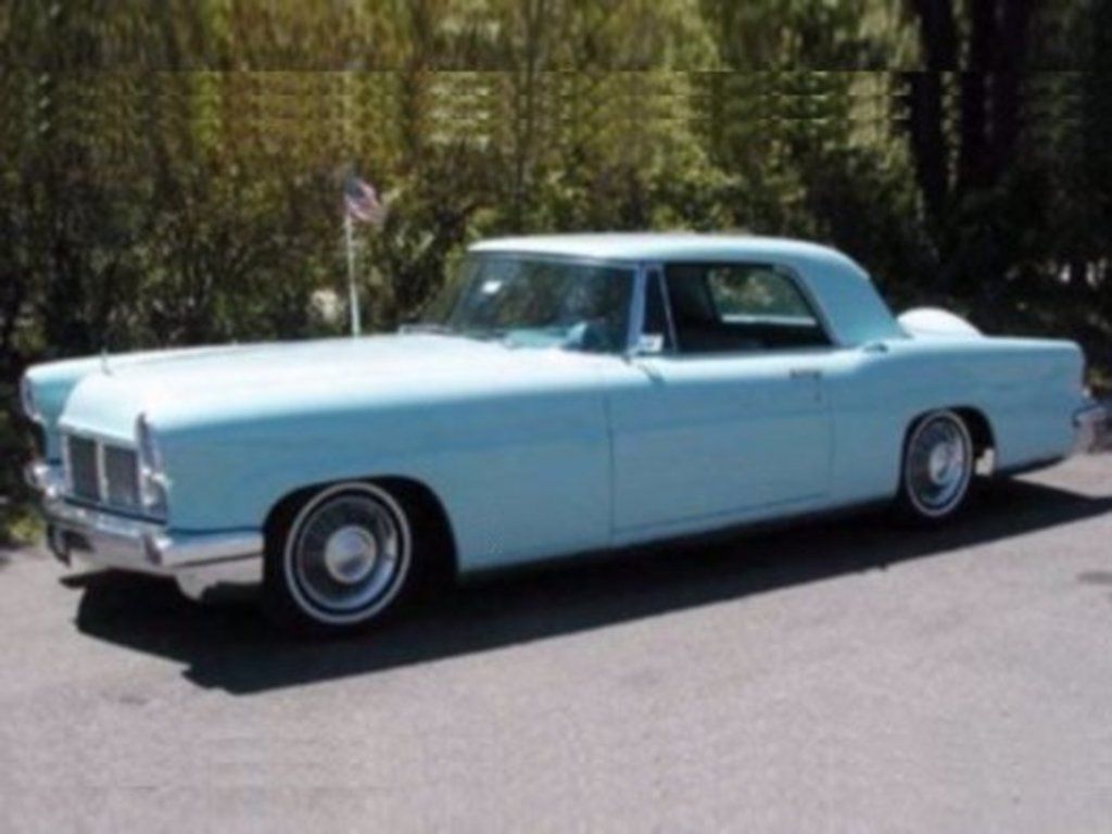 Can Lincoln Be Cool Again 1954 Continental Mark Ii This 1957 Baby Blue Markii Sits In My Garage Just Thought It Might Interest You