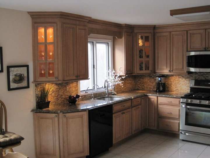 the kitchen kraftsman cabinets,in home estimates,refacing experts,in ...