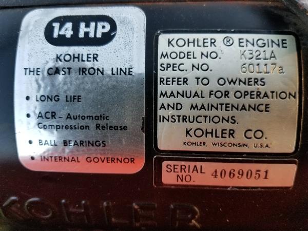 12) 1972 Case 444 Demonstrator G.T. - 11