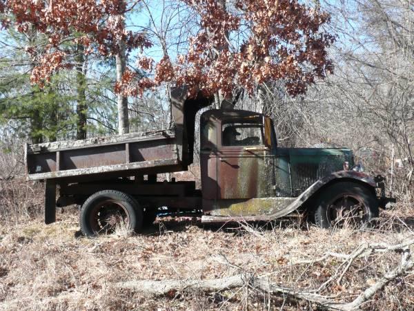 2) International C35 Dump Truck