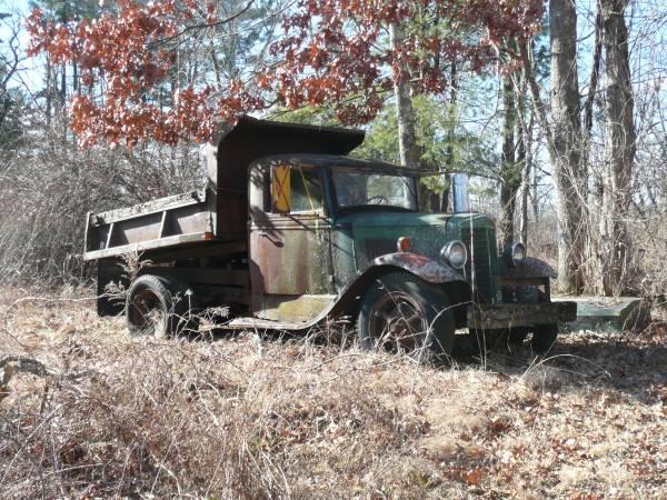 9) International C35 Dump Truck