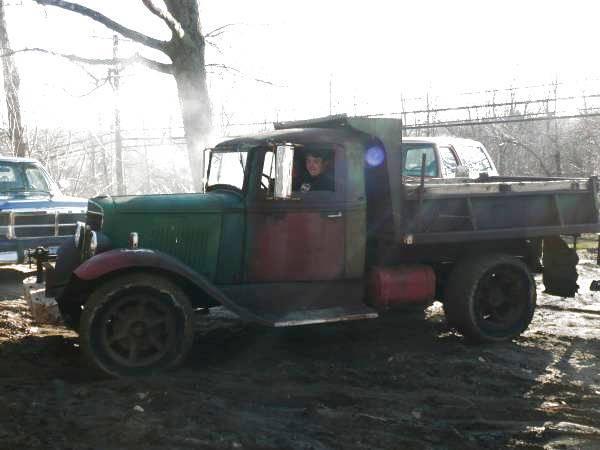 12) International C35 Dump Truck
