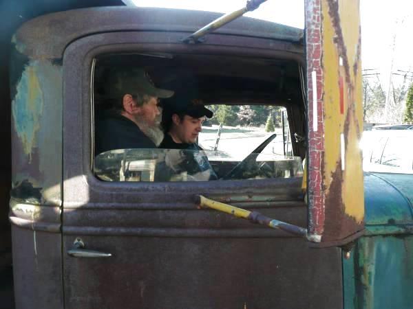 13) International C35 Dump Truck