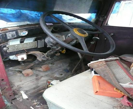 3) International C35 Dump Truck