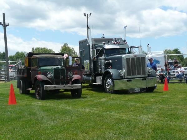 14) International C35 Dump Truck