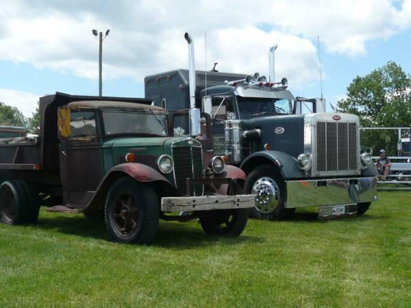 15) International C35 Dump Truck