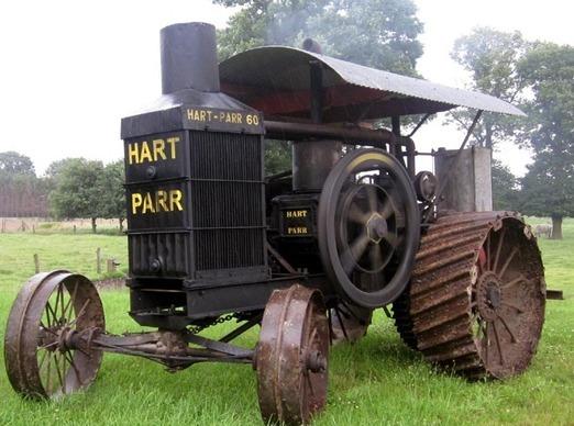 Hart-Parr 30-60 Tractor