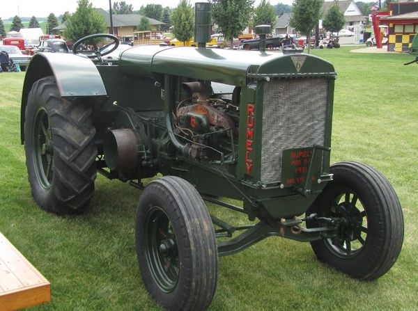 Photo of 1931 Rumely 6a Tractor