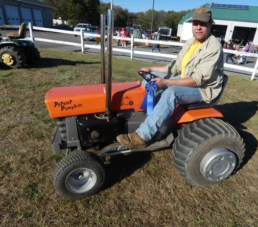 Photo of  Masey Furgason Garden Tractor