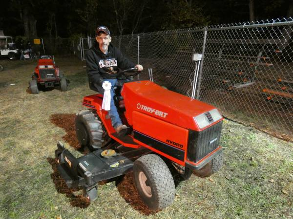 Photo of  Bolens GTX20  Garden Tractor