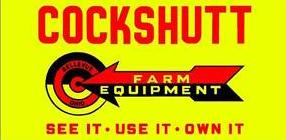 Photo of Cockshutt Logo Banner