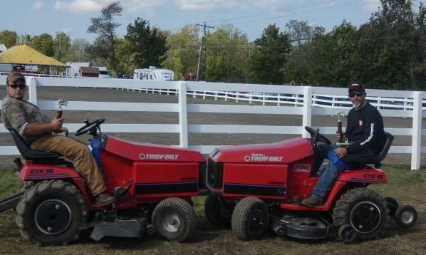 Photo of  GTX 16 & 18 Garden Tractors