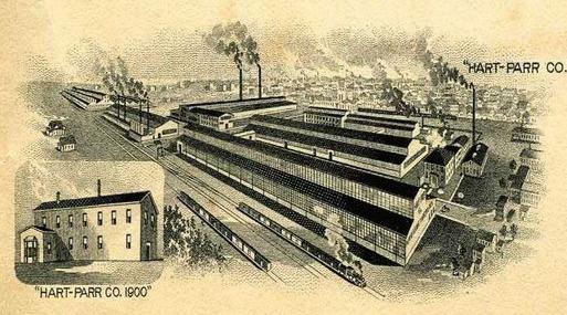 Hart-Parr Factory