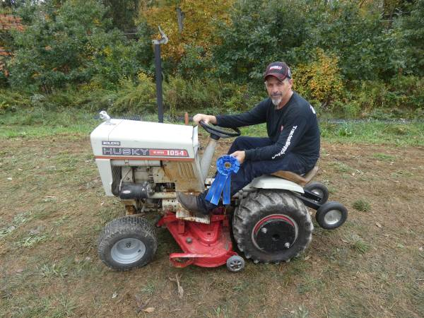 Photo of  Bolens 1054 Garden Tractor