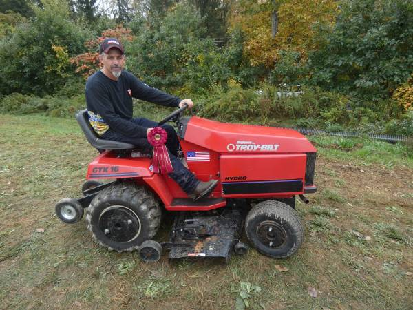 Photo of  Bolens GTX16 Garden Tractor
