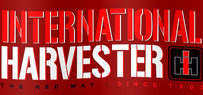 International Harvester Tractor Logo