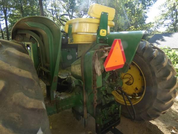 9) 1965 John Deere 3020 Tractor