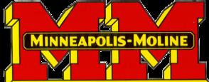Minneapolis-Moline Logo Banner