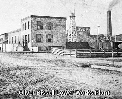 TTG New Oliver Plant