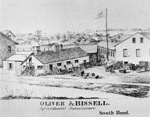 TTG Oliver Bissell Plant