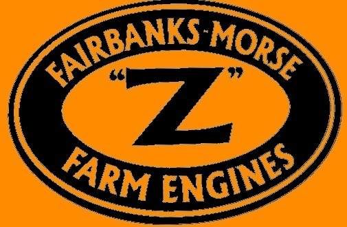 Photo of Fairbanks-Morse Z Engine Logo