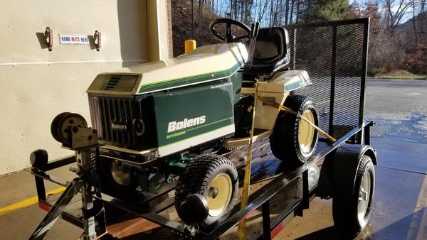 18) Bolens Duratrac GT2000 Tractor