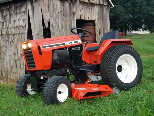 5) Case Garden Tractor 2019