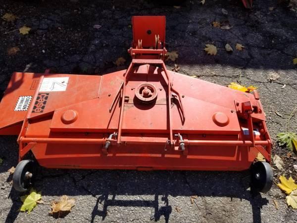 3) Case Garden Tractor Deck 2019