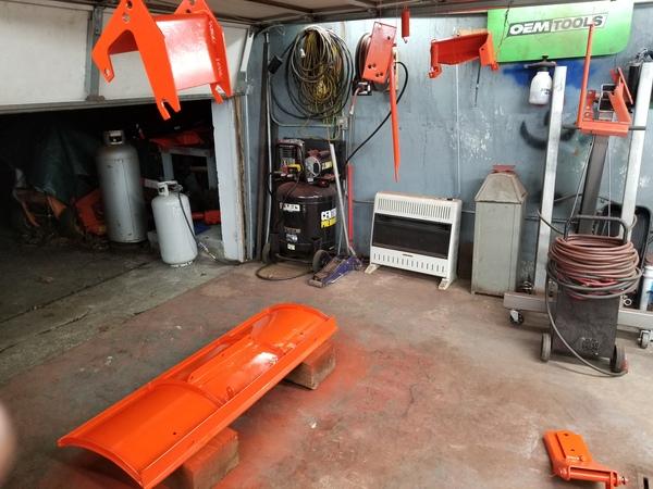 22) 446 Case Garden Tractor