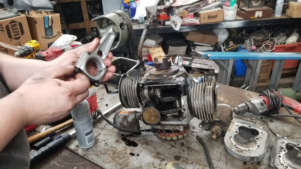 10) 446 Case Garden Tractor Refurb 2021