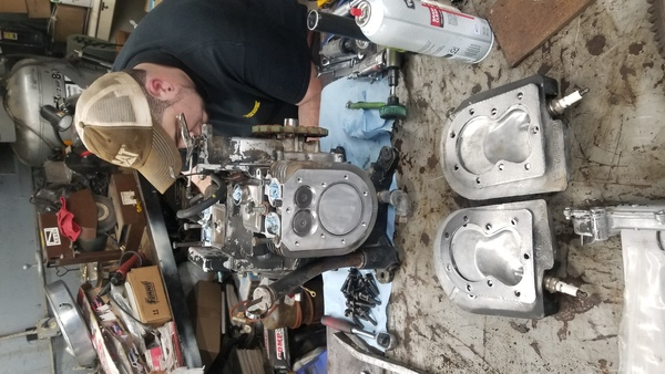 17) 446 Case Garden Tractor Refurb 2021