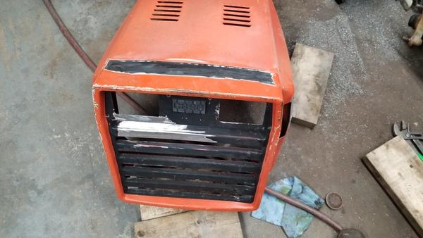 25) 446 Case Garden Tractor Refurb 2021