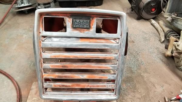 28) 446 Case Garden Tractor Refurb 2021