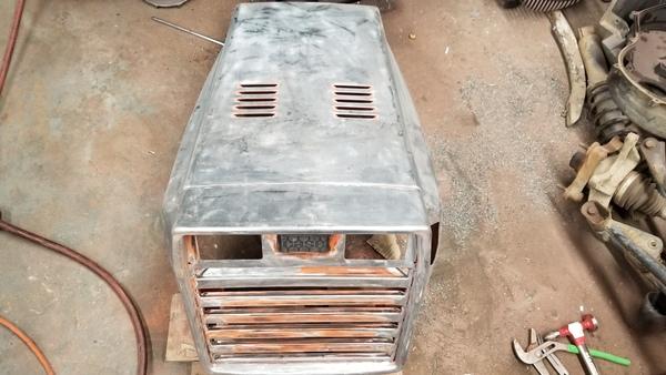 29) 446 Case Garden Tractor Refurb 2021