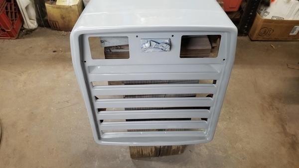 30) 446 Case Garden Tractor Refurb 2021