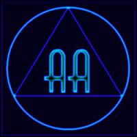 Aa 12 Step Banner