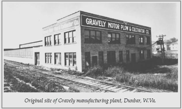 Original Gravely Plant
