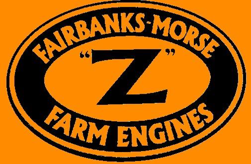 1) FM Farm Tractor Logo