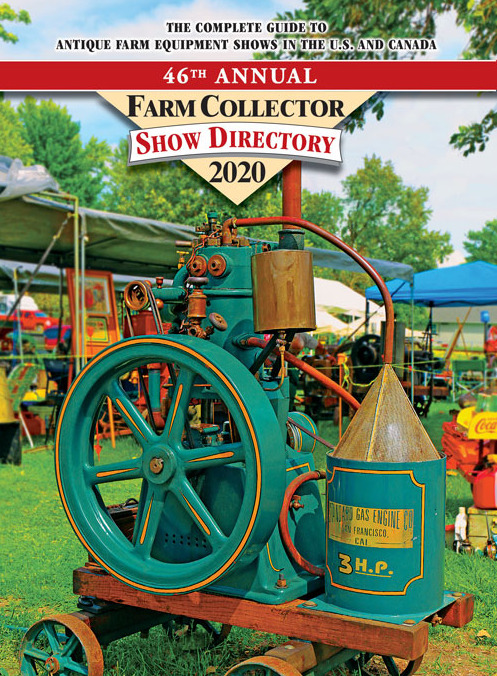 Photo of Farm Collector Show Directory
