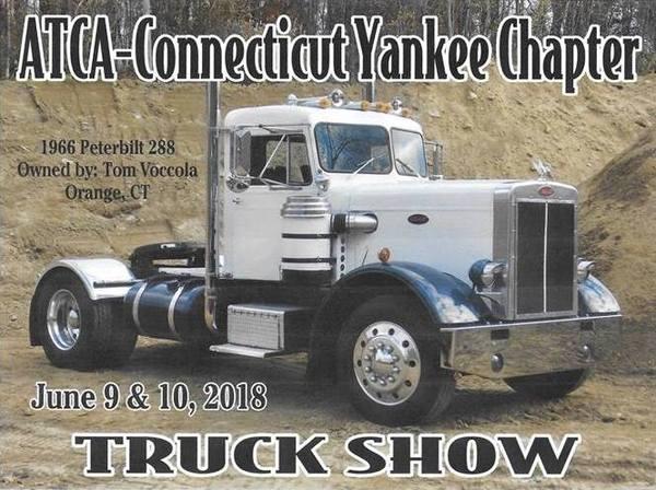 g) 2018 Bethlehem Truck Show Flyer