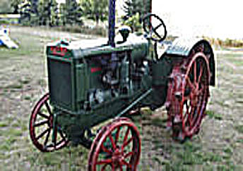 1930 Oliver 18-28 Tractor