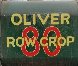 Photo of Oliver 80 Decal