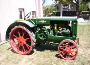 1930 Oliver/Hart-Parr 28-44 Tractor