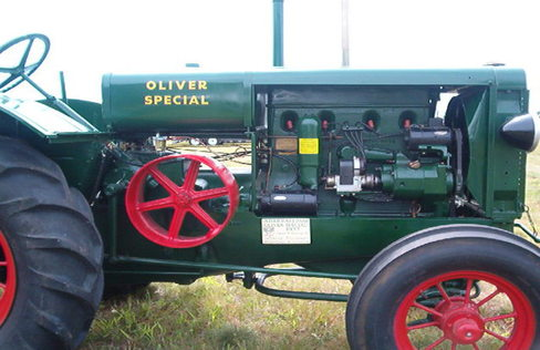 Oliver 28-44 Special Tractor