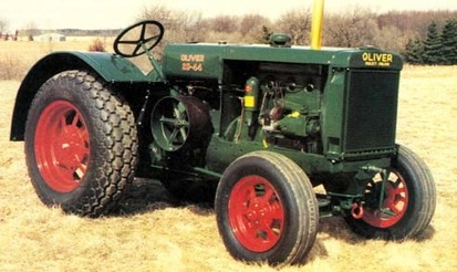Oliver 28-44 Tractor