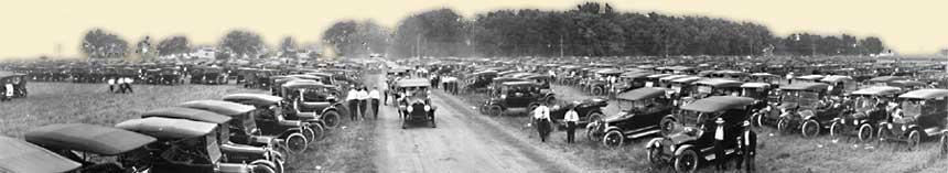 Pic of  1916 Fremont Nebraska Tractor Show