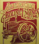 Photo of American Gas Engine Banner