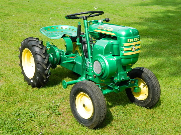Photo of Bolens Ride-A-Matic Tractor