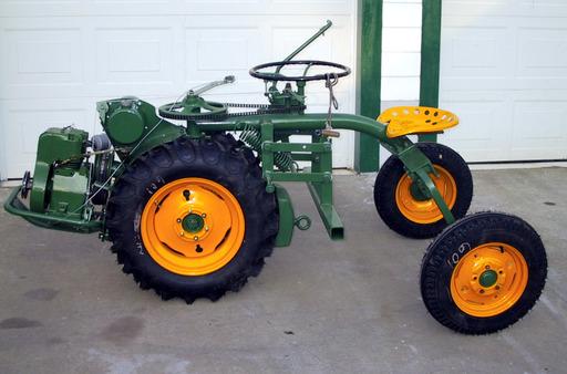 Bolens Lawn Tractor : Ttg bolens tractor history garden tractors